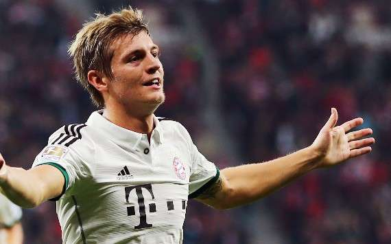 Madrid have no secrets for Bayern, insists Kroos