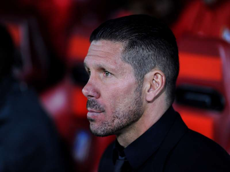 Milan, Juventus battling for Diego Simeone