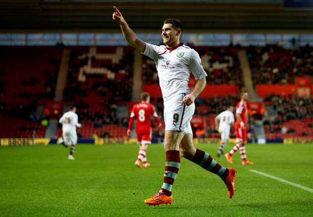 Vokes injury woe for Burnley