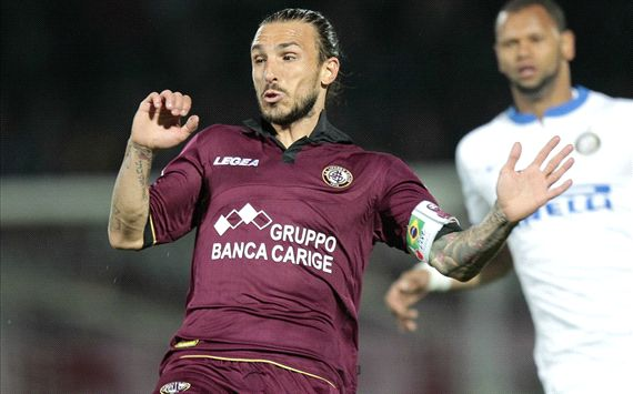 Paulinho Livorno Inter Serie A