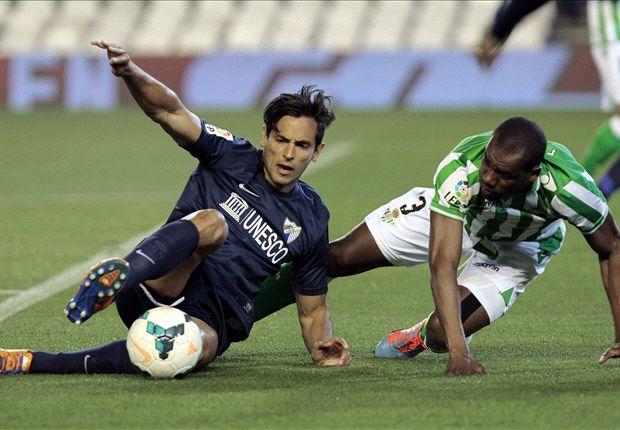 Betis 1-2 Málaga: Juanmi y Sergi Darder sentencian al equipo verdiblanco
