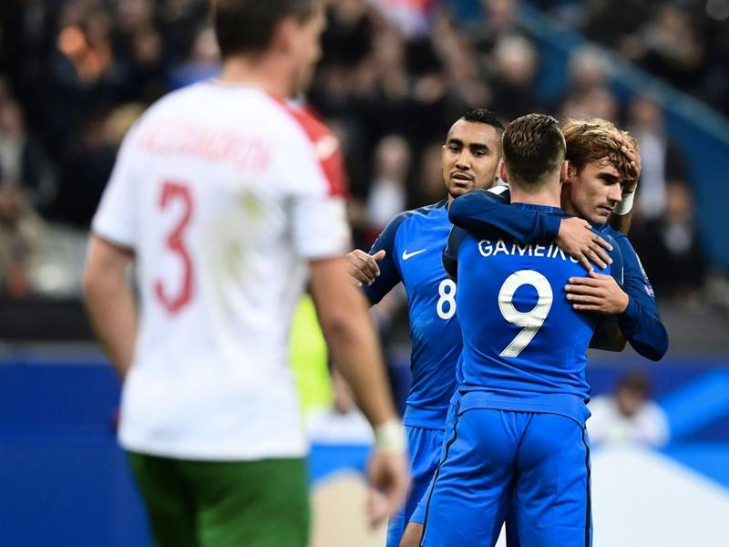 Hubtchev, Griezmann, Lloris, Kurzawa, Sagna : les réactions après France-Bulgarie
