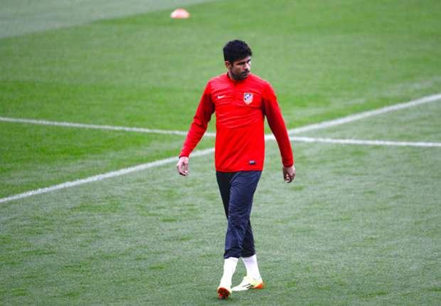 'It looks promising' for Costa, says Del Bosque