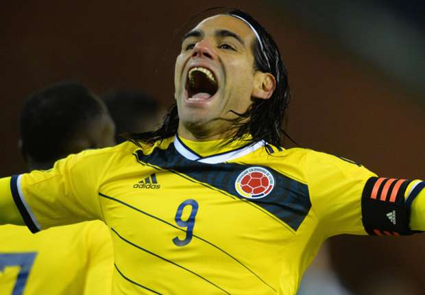 Falcao named in Colombia World Cup squad