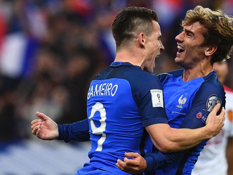 France, Lizarazu compare Griezmann à Zidane
