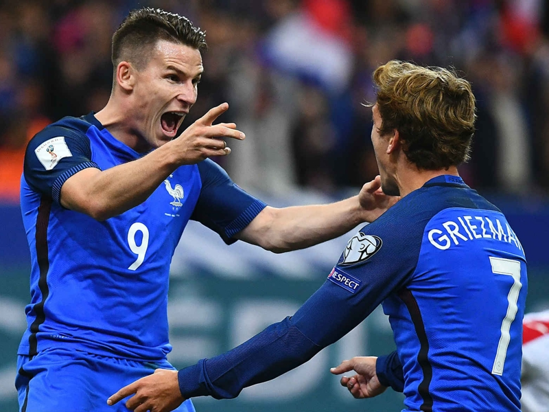 "France, Gameiro : ""Mon premier but m'a libéré"""