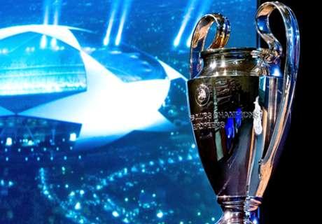Man City v Barcelona & CL draw in full