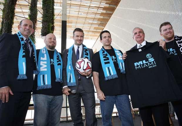 David Beckham wants to scrap MLS salary cap