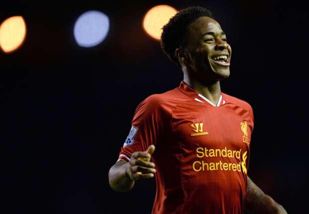 Starke Leistung: Liverpools Raheem Sterling