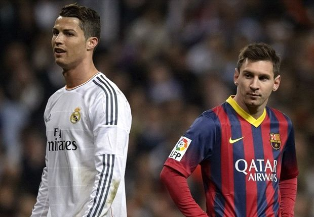 Cristiano Ronaldo y Messi, los más 'marketineros'