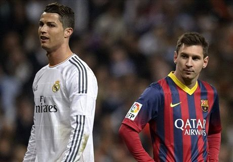 Ronaldo: Messi rivalry is part of my life