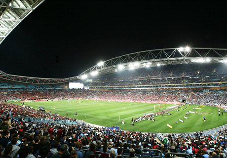 A-League record crowd a milestone