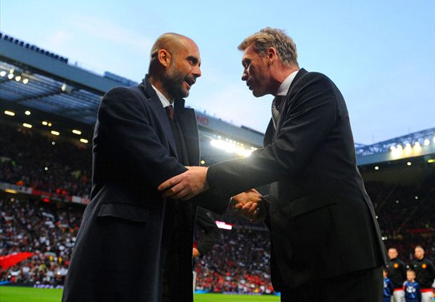 Moyes: Manchester United have a 'fighting chance' of victory in Munich