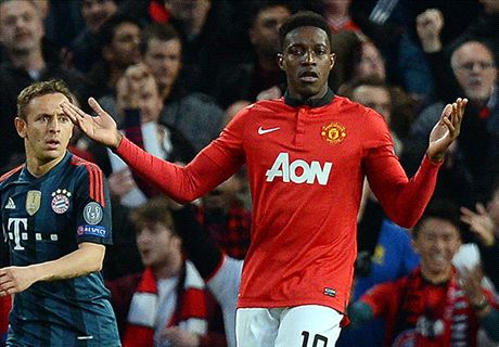 Welbeck set for crunch Man Utd talks