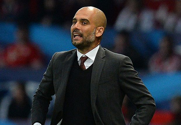 'I want to stay here' - Guardiola rules out Manchester United move