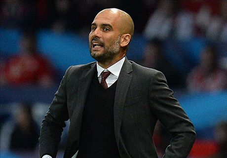 Guardiola rules out Man Utd move