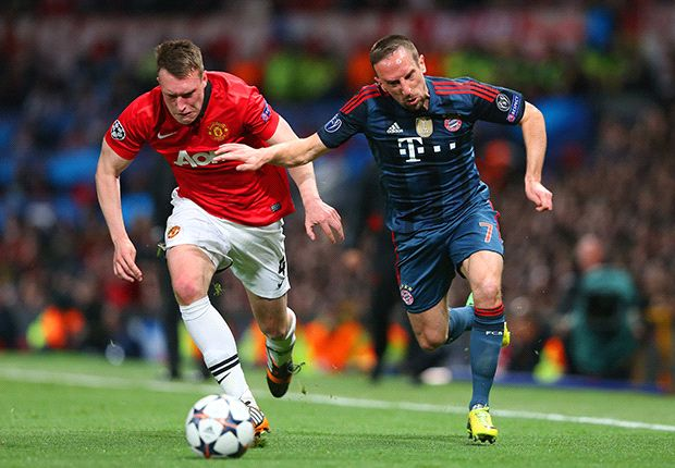 Phil Jones: Manchester United needs to be in the Champions League