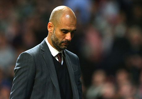 Guardiola to blame if Bayern bow out