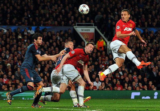 Vidic: Manchester United can hurt Bayern