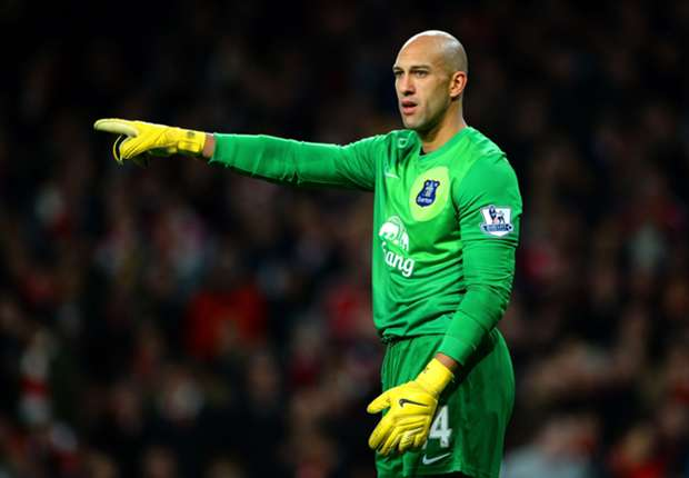 Howard: Everton under no pressure from Arsenal