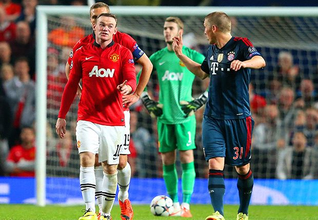 Rooney: I did not try to get Schweinsteiger sent off