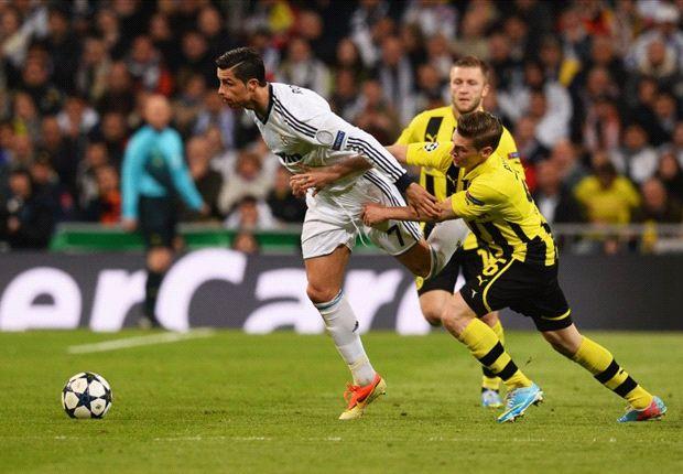 Wedtip: Real Madrid - Borussia Dortmund