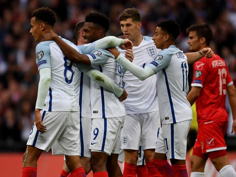Angleterre - Malte 2-0, victoire poussive pour Southgate