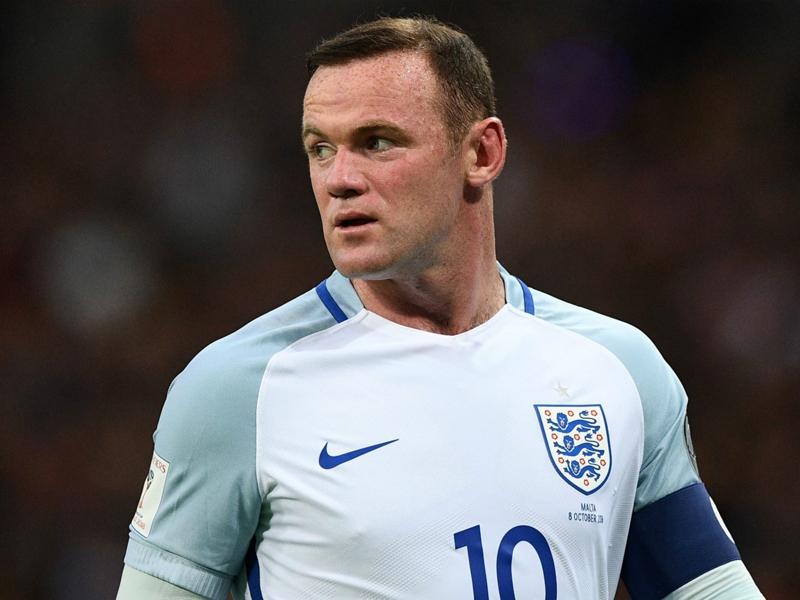 Rooney, risée de l'Angleterre
