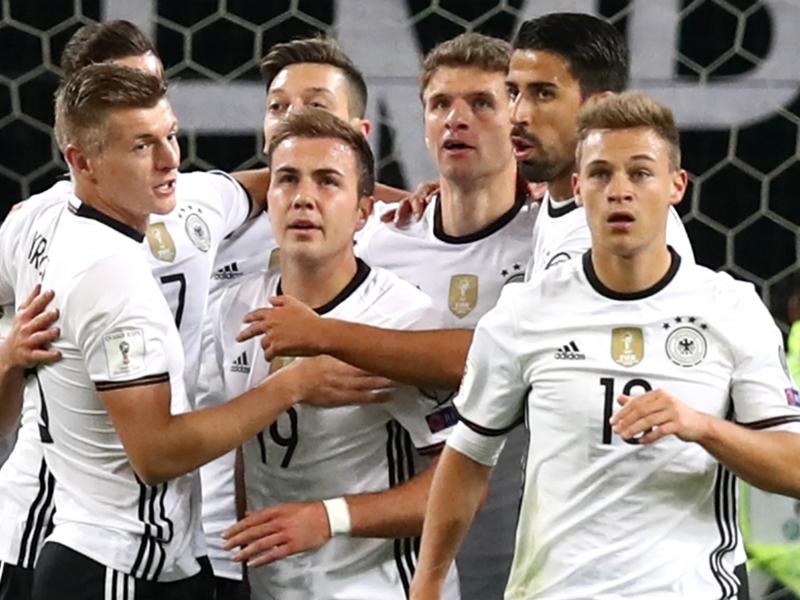 Allemagne-Rep. Tchèque (3-0), Muller et l'Allemagne déroulent