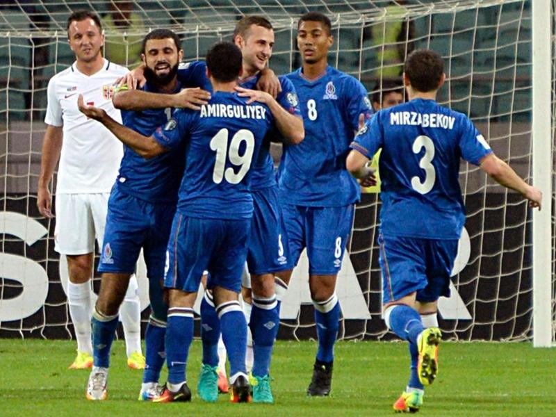 Qualificazioni mondiali: l'Azerbaigian sogna il secondo posto nel gruppo C