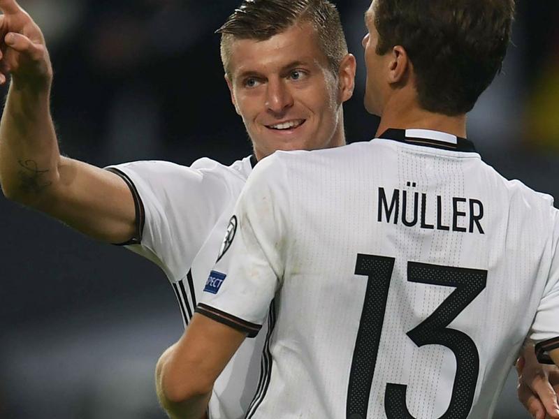 Qualificazioni Mondiali 2018 - Polonia e Germania 'forza 3', bene anche Romania ed Inghilterra
