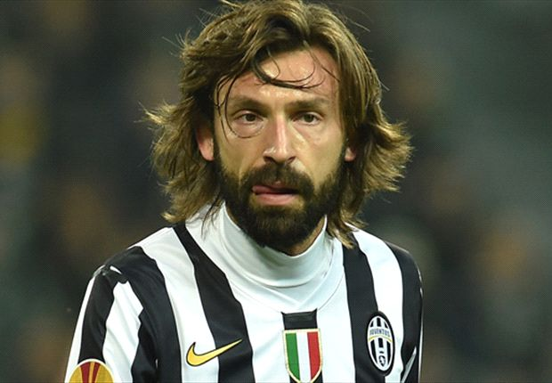 Pirlo: I've not even thought about retirement