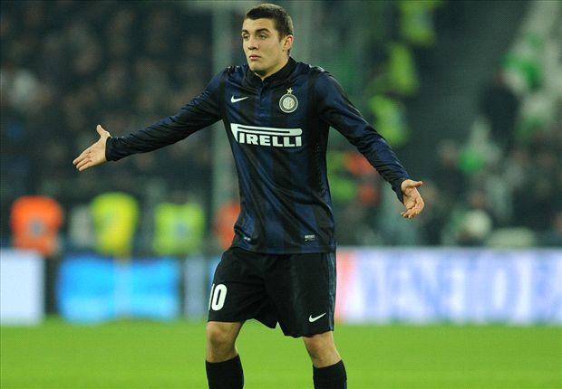 Kovacic: I want to be Inter's leader