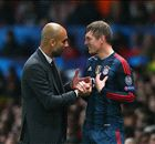 Guardiola: We tried to keep Kroos