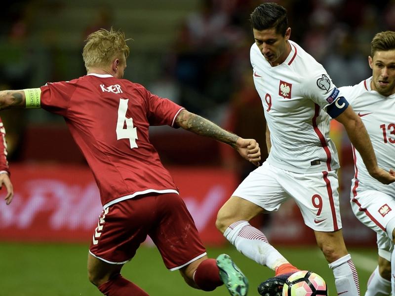 Polonia, Lewandowski da sogno: in goal da 8 gare di qualificazione