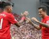 Coutinho e Firmino: futebol evoluiu neste primeiro ano de Klopp no Liverpool