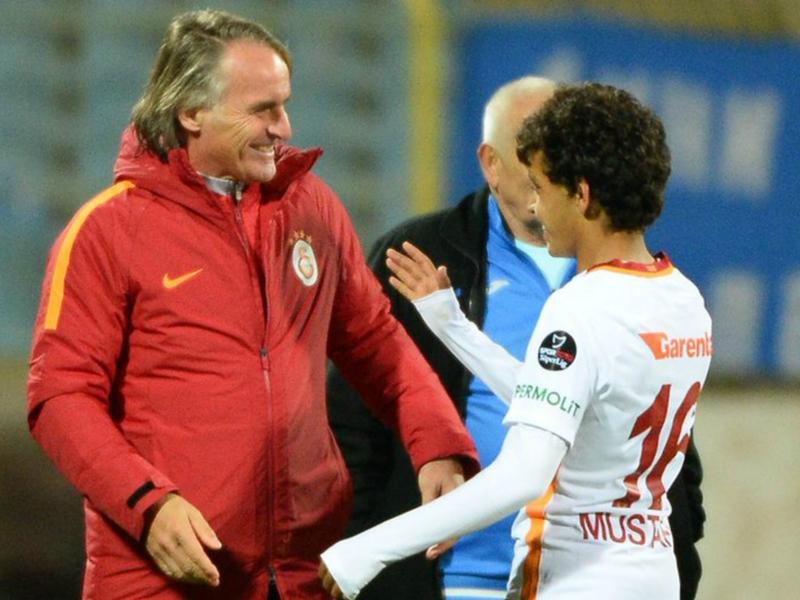 Debutto in prima squadra a 14 anni: la favola di Mustafa Kapi col Galatasaray