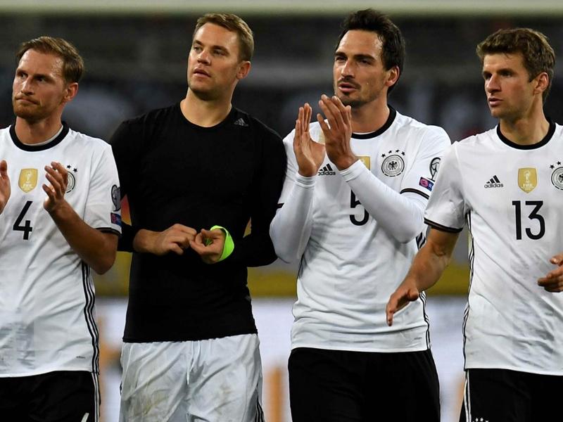 Coupe du Monde - Pour Thomas Müller, il ne faut pas oublier Manuel Neuer, son coéquipier au Bayern Munich