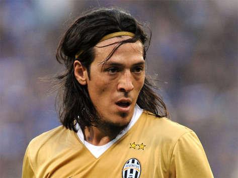 Mauro Camoranesi of Juventus (Grazia Neri)