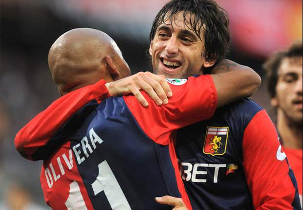 OFFICIAL: Diego Milito Joins Inter From Genoa