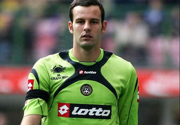 Udinese: Samir Handanovic Tidak Dijual!