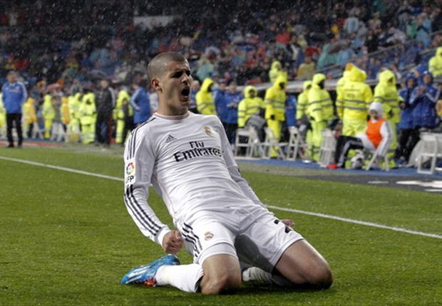 Marotta: Morata is one of the world's best young talents