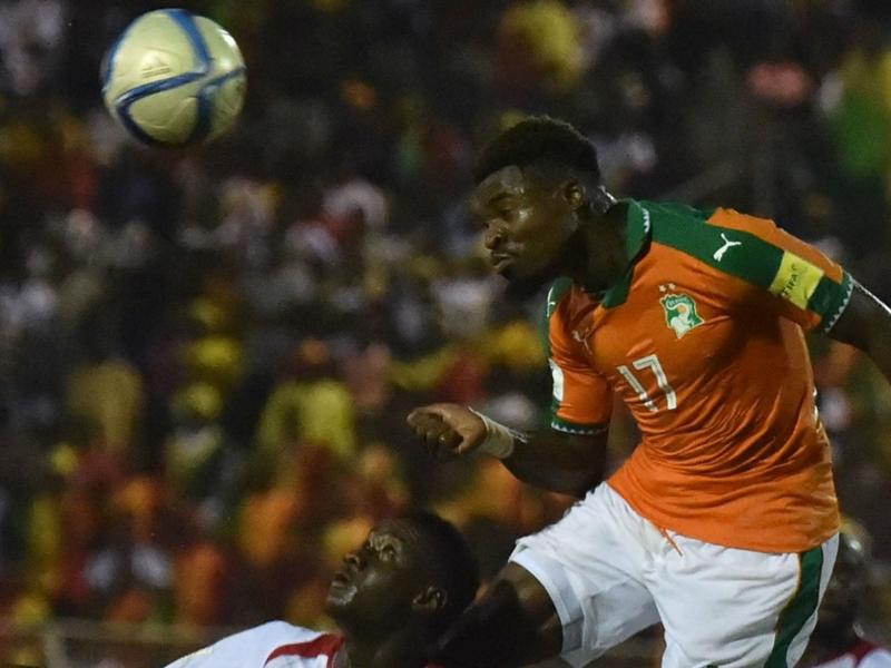 Aurier dans le radar de la FIFA après sa célébration