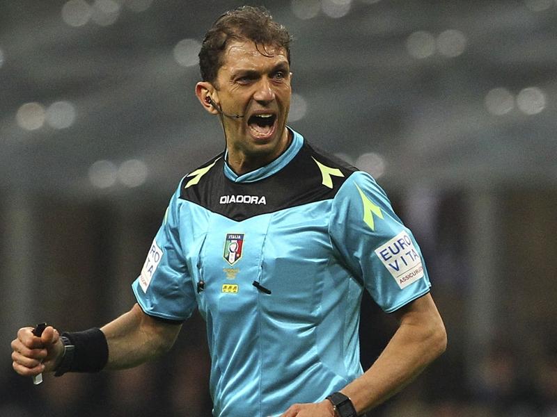 Coppa Italia, Juventus-Lazio affidata a Tagliavento