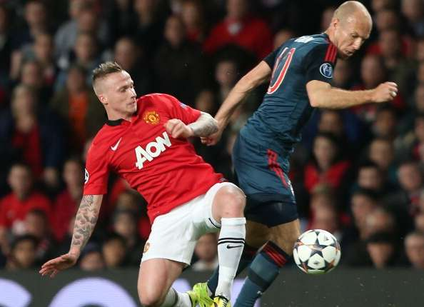 Agent: Shaw pursuit has forced Buttner out of Manchester United