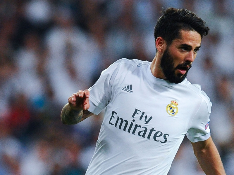 Real Madrid, Isco se réjouit