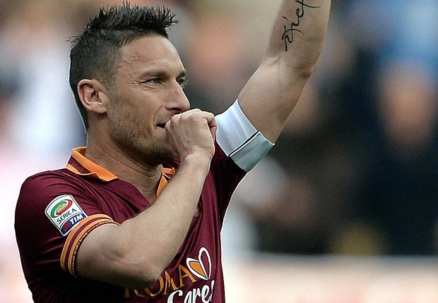 Totti: We must keep fighting
