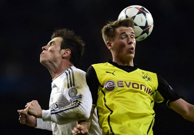 Madrid have a good chance to win Champions League if they eliminate Dortmund, says Durm