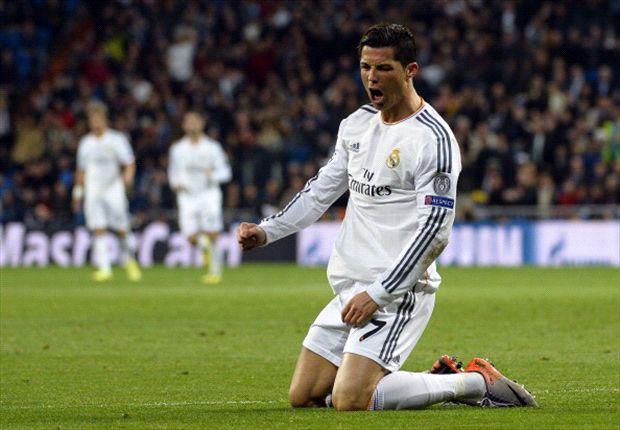 Ronaldo can't stand losing - Varane