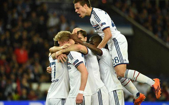 Paris SG Chelsea Champions League 04022014